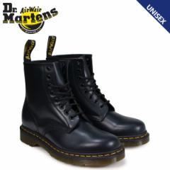 ドクターマーチン 8ホール 1460 ブーツ メンズ レディース Dr.Martens 8EYE BOOT ネイビー R11822411