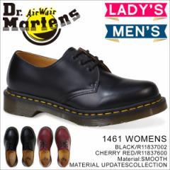 ドクターマーチン 3ホール 1461 レディース メンズ Dr.Martens シューズ WOMENS 3EYE SHOE R11837002 R11837600 [3/26 追加入荷]