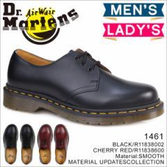 ドクターマーチン 3ホール 1461 メンズ レディース Dr.Martens シューズ 3 EYE SHOE R11838002 [予約商品 9/25頃入荷予定 追加入荷]