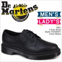 ドクターマーチン 3ホール 1461 メンズ レディース Dr.Martens シューズ 3EYE SHOE R14345001