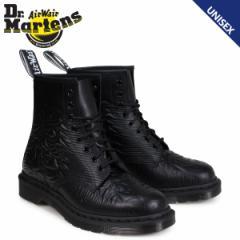 ドクターマーチン 8ホール 1460 ブーツ メンズ レディース Dr.Martens UNKNOWN 8EYE BOOT ブラック R24302001
