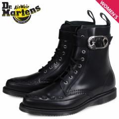 ドクターマーチン Dr.Martens ジョーディン 8ホール ブーツ レディース GEORDIN ブラック 黒 R24554001 [4/24 新入荷]