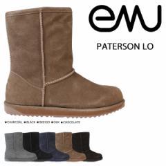 emu エミュー パターソン ロー ムートンブーツ PATERSON LO W10771 レディース