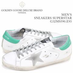 ゴールデングース Golden Goose スニーカー メンズ スーパースター SNEAKERS SUPERSTAR ホワイト G32MS590 E93