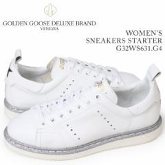 ゴールデングース Golden Goose スニーカー レディース スニーカーズ スターター SNEAKERS STARTER ホワイト G32WS631 G4