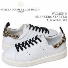 ゴールデングース Golden Goose スニーカー レディース スニーカーズ スターター SNEAKERS STARTER ホワイト G32WS631 M2