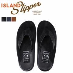 アイランドスリッパ ISLAND SLIPPER サンダル トングサンダル メンズ スエード レザー LEATHER SUEDE PB205 PT205 [4/5 追加入荷]