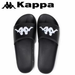 カッパ Kappa サンダル シャワーサンダル スポーツ メンズ レディース AUTHENTIC ADAM 2 303GAD0-995 ブラック