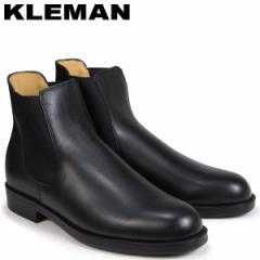 KLEMAN クレマン BAULANI 靴 サイドゴア ブーツ メンズ SIDE GORE BOOTS ブラック VA71102 [4/3 再入荷]