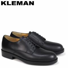 KLEMAN クレマン PASTANI 靴 プレーントゥ シューズ PLAIN TOE SHOES ブラック VA73102 [予約商品 9/25頃入荷予定 新入荷]