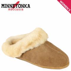 ミネトンカ MINNETONKA シープスキン ミュール SHEEPSKIN MULE レディース