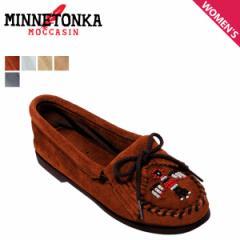 ミネトンカ MINNETONKA モカシン サンダーバード ボートソール THUNDERBIRD BOAT SOLE レディース