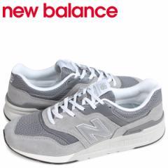 ニューバランス new balance 997 スニーカー メンズ Dワイズ グレー CM997HCA [5/21 追加入荷]