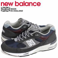 ニューバランス new balance 991 メンズ スニーカー M991GNN MADE IN UK Dワイズ グレー