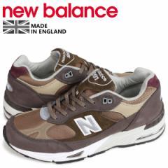 ニューバランス 991 メンズ new balance スニーカー M991NGG Dワイズ MADE IN UK ブラウン 予約商品 9/15頃入荷予定 新入荷