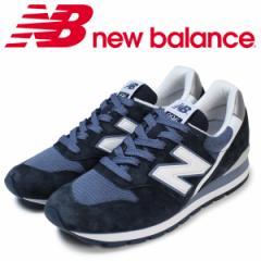 ニューバランス new balance 996 メンズ ネイビー スニーカー M996CPI Dワイズ USA