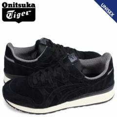 オニツカタイガー Onitsuka Tiger タイガー アリー スニーカー メンズ レディース TIGER ALLY ブラック D701L-9090 [4/4 追加入荷]