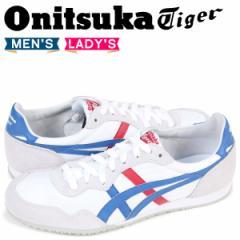 オニツカタイガー Onitsuka Tiger セラーノ SERRANO メンズ レディース スニーカー D109L-0142 TH109L-0142 ホワイト [4/4 追加入荷]