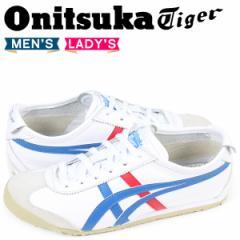 Onitsuka Tiger MEXICO 66 オニツカタイガー メキシコ 66 スニーカー メンズ レディース ホワイト DL202-0146 THL202-0146 [3/5 追加入荷
