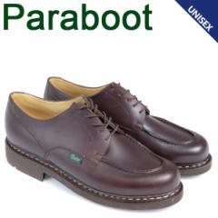 パラブーツ PARABOOT シャンボード CHAMBORD シューズ チロリアンシューズ 710707 メンズ レディース ブラウン [4/9 再入荷]