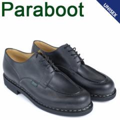 パラブーツ PARABOOT シャンボード CHAMBORD シューズ チロリアンシューズ 710709 メンズ レディース ブラック [4/9 追加入荷]