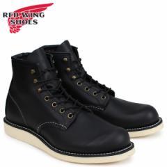 レッドウィング RED WING ブーツ ローバー HERITAGE ROVER BOOT Dワイズ メンズ ブラック 2951