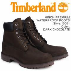 ティンバーランド ブーツ メンズ 6インチ Timberland 6INCH PREMIUM WATERPROOF BOOTS プレミアム ウォータープルーフ ヌバック 防水 100