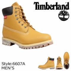 ティンバーランド ブーツ メンズ 6インチ Timberland 6INCH PRM HELCOR CARBON FIBER BOOT プレミアム ヘルカー カーボンファイバー 6607