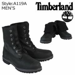ティンバーランド ブーツ メンズ Timberland HERITAGE FOLD-DOWN WARM FLEECE LINED BOOT ヘリテージ フォルドダウン フリース ライン A1