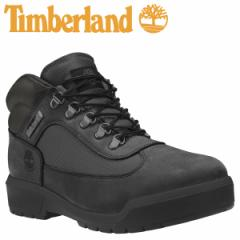 ティンバーランド ブーツ メンズ Timberland WATERPROOF FIELD BOOTS F/L A1A12 Dワイズ ブラック
