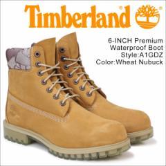 ティンバーランド ブーツ メンズ 6インチ Timberland 6INCH PREMIUM WATERPLOOF BOOTS A1GDZ Wワイズ プレミアム ウィート 防水