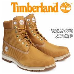 ティンバーランド ブーツ メンズ 6インチ Timberland 6INCH RADFORD CANVAS BOOTS A1M8X Wワイズ 防水 ベージュ