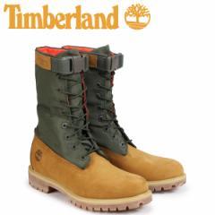 ティンバーランド ブーツ メンズ 6インチ Timberland 6-INCH PREMIUM GAITER BOOTS A1QY8 Wワイズ ダークグリーン