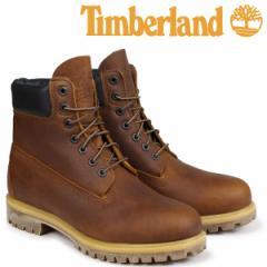 ティンバーランド Timberland ブーツ 6インチ メンズ HERITAGE 6-INCH PREMIUM BOOTS Wワイズ ブラウン A1R18 [3/19 追加入荷]