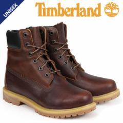ティンバーランド Timberland ブーツ 6インチ メンズ レディース 6-INCH PREMIUM BOOTS Wワイズ ブラウン A1TLM