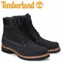 ティンバーランド ブーツ メンズ 6インチ Timberland 6-INCH LTD WOOL BOOTS A1U6Z Wワイズ グレー