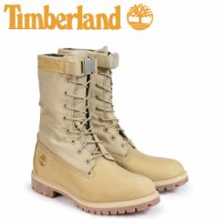 ティンバーランド ブーツ メンズ 6インチ Timberland 6-INCH PREMIUM GAITER BOOTS A1UBE Wワイズ ライトベージュ
