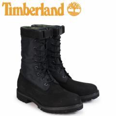ティンバーランド ブーツ メンズ 6インチ Timberland 6-INCH PREMIUM GAITER BOOTS A1UBP Wワイズ ブラック