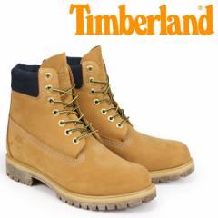 ティンバーランド Timberland ブーツ 6インチ メンズ 6-INCH WATERPROOF PREMIUM BOOTS Wワイズ ウィート A1VXW [3/19 追加入荷]