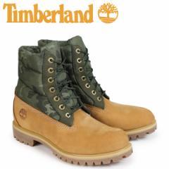 ティンバーランド ブーツ メンズ 6インチ Timberland 6-INCH PREMIUM PUFF BOOTS A1ZRH Wワイズ ウィート