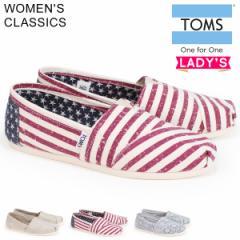 TOMS SHOES トムス シューズ レディース スリッポン WOMEN'S CLASSICS トムス トムズシューズ