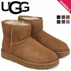 UGG アグ ムートン ブーツ クラシック ミニ 2 WOMENS CLASSIC MINI II 1016222 レディース [9/12 新入荷]