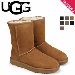 UGG アグ ムートン ブーツ クラシック ショート 2 WOMENS CLASSIC SHORT II 1016223 レディース