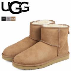 UGG アグ ムートンブーツ メンズ クラシック ミニ MENS CLASSIC MINI 1002072