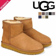 UGG アグ ムートン ブーツ クラシック ミニ 2 WOMENS CLASSIC MINI II レディース 5854 1016222