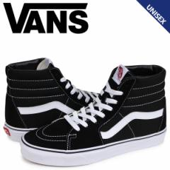 VANS バンズ SK8-HI スニーカー メンズ レディース ヴァンズ スケートハイ ブラック 黒 VN000D5IB8C [3/26 追加入荷]