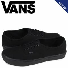 VANS バンズ オーセンティック スニーカー メンズ ヴァンズ AUTHENTIC LITE ブラック 黒 VN0A2Z5J186 [4/6 新入荷]