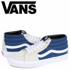 VANS バンズ SK8-MID スニーカー メンズ ヴァンズ スケートミッド ベージュ VN0A3WM3VP8 4/25 新入荷