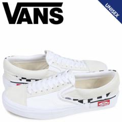 VANS バンズ スリッポン スニーカー メンズ ヴァンズ SLIP-ON CAP ホワイト 白 VN0A3WM527I 4/6 新入荷