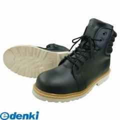 富士手袋工業(FUJITE)[4907534590907] 5909 安全ワークブーツ 黒 24.5